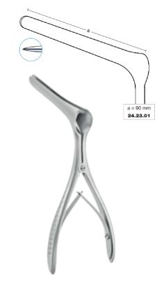 Presto soft tissue retractor left